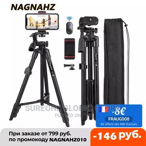 Phone Tripod 55inch Professional | Accessories & Supplies for Electronics for sale in Lagos State, Victoria Island