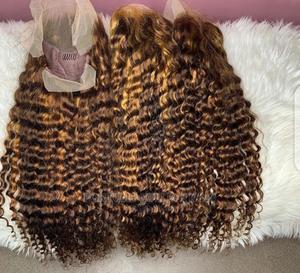 Super Double Drawn Piano Ocean Deep Wave   Hair Beauty for sale in Lagos State, Lagos Island (Eko)
