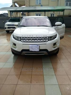 Land Rover Range Rover Evoque 2012 Coupe Dynamic White   Cars for sale in Rivers State, Port-Harcourt