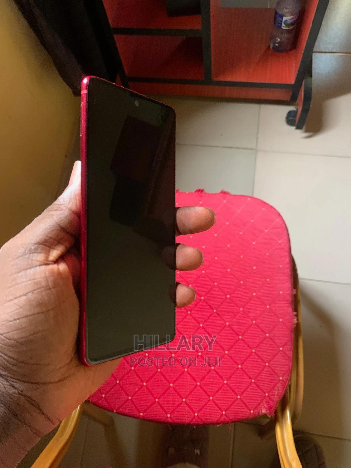 Samsung Galaxy Note 10 Lite 128 GB Red | Mobile Phones for sale in Oshimili South, Delta State, Nigeria