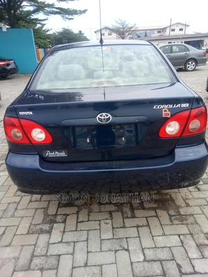 Toyota Corolla 2008 Blue | Cars for sale in Lagos State, Lekki