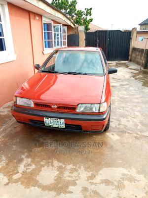 Nissan Sunny 1999 B14 Sedan 1.6 Red | Cars for sale in Ogun State, Sagamu