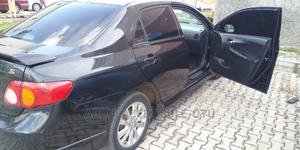 Toyota Corolla 2009 1.8 Advanced Black   Cars for sale in Abuja (FCT) State, Kubwa