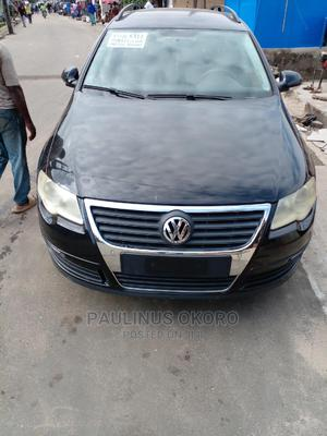 Volkswagen Passat 2006 2.0 TDI Automatic Black | Cars for sale in Lagos State, Surulere