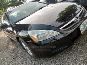 Honda Accord 2005 Automatic Black   Cars for sale in Abuja (FCT) State, Gwarinpa