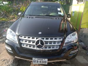 Mercedes-Benz M Class 2011 ML 350 4Matic Black   Cars for sale in Lagos State, Apapa