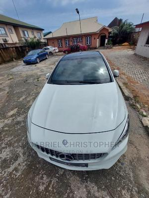 Mercedes-Benz CLA-Class 2017 White | Cars for sale in Lagos State, Surulere