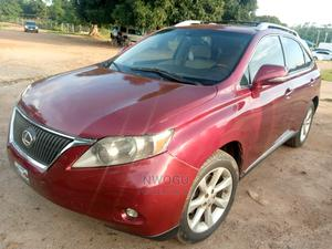 Lexus RX 2010 350 Red | Cars for sale in Abuja (FCT) State, Galadimawa