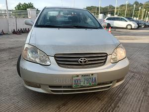 Toyota Corolla 2004 LE Silver | Cars for sale in Abuja (FCT) State, Kaura