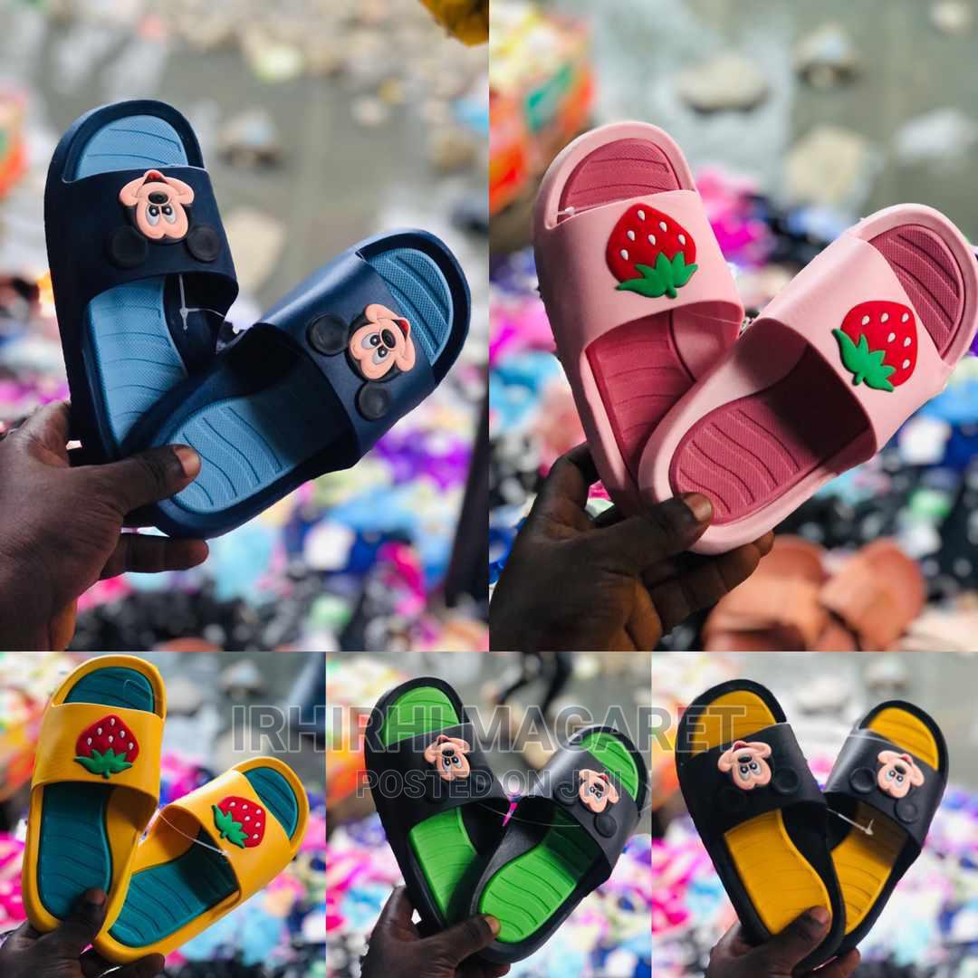 Fancy Baby Slippers