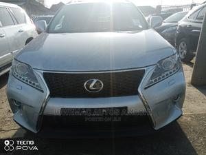 Lexus RX 2013 350 AWD Silver   Cars for sale in Lagos State, Amuwo-Odofin