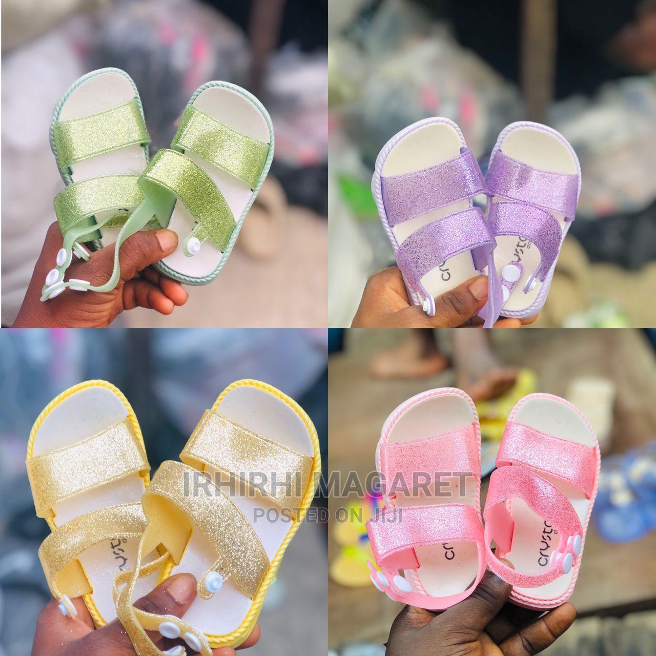 Archive: Fancy Baby Slippers