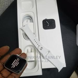 Uk Use Apple Iwatch Series 5 44mm Gps Only | Smart Watches & Trackers for sale in Lagos State, Ikeja