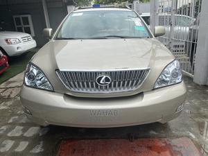 Lexus RX 2005 330 Gold | Cars for sale in Lagos State, Ilupeju