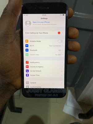 Apple iPhone 7 Plus 128 GB Black | Mobile Phones for sale in Lagos State, Kosofe