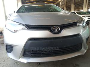 Toyota Corolla 2014 Silver   Cars for sale in Lagos State, Apapa