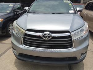 Toyota Highlander 2015 Silver | Cars for sale in Lagos State, Apapa
