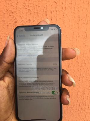 Apple iPhone X 256 GB Black   Mobile Phones for sale in Ondo State, Akure