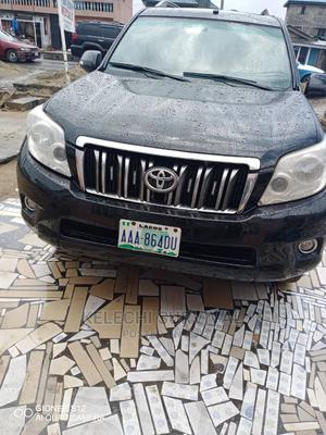 Toyota Land Cruiser Prado 2016 Black   Cars for sale in Rivers State, Port-Harcourt