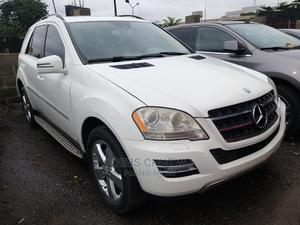 Mercedes-Benz M Class 2011 ML 350 4Matic White | Cars for sale in Lagos State, Isolo