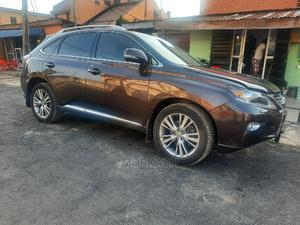 Lexus RX 2013 350 F SPORT AWD Purple   Cars for sale in Lagos State, Isolo