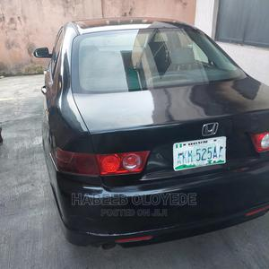 Honda Accord 2007 2.4 Type S Black | Cars for sale in Lagos State, Surulere