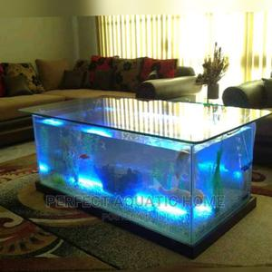 Center Table Aquarium   Pet's Accessories for sale in Lagos State, Surulere