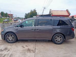 Honda Odyssey 2012 EX-L Gray | Cars for sale in Ogun State, Abeokuta North