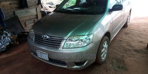 Toyota Corolla 2005 LE Gray   Cars for sale in Delta State, Oshimili South