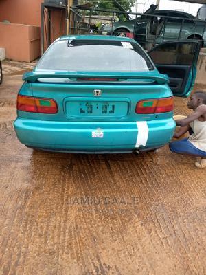 Honda Civic 2000 Green | Cars for sale in Kwara State, Ilorin East