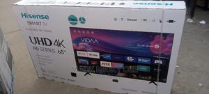 "Hisense 65"" UHD 4k Smart TV | TV & DVD Equipment for sale in Abuja (FCT) State, Wuse"