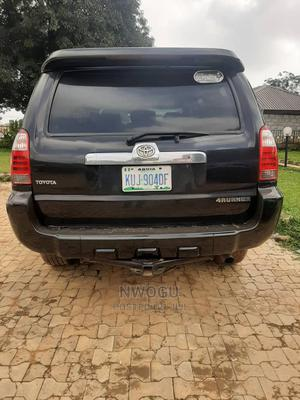 Toyota 4-Runner 2006 Limited 4x4 V6 Black | Cars for sale in Abuja (FCT) State, Galadimawa