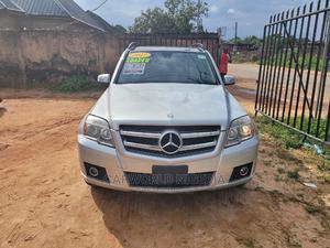Mercedes-Benz GLK-Class 2012 350 Silver | Cars for sale in Edo State, Benin City