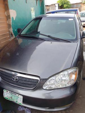 Toyota Corolla 2005 Sedan Automatic Gray | Cars for sale in Lagos State, Agege