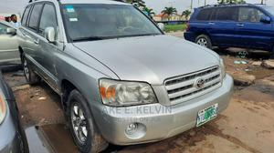 Toyota Highlander 2005 V6 Silver   Cars for sale in Lagos State, Amuwo-Odofin