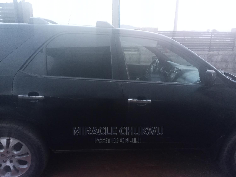 Acura MDX 2004 Black | Cars for sale in Gwarinpa, Abuja (FCT) State, Nigeria