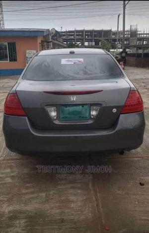 Honda Accord 2007 Sedan EX Gray   Cars for sale in Ogun State, Abeokuta South