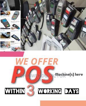 Pos Machines/ Terminals   Store Equipment for sale in Ebonyi State, Abakaliki