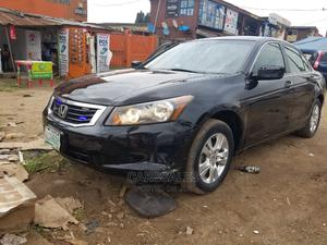 Honda Accord 2008 Black | Cars for sale in Lagos State, Agege
