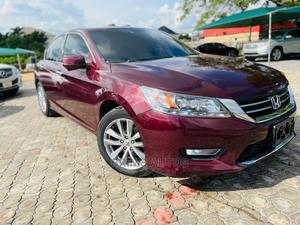 Honda Accord 2014 Red   Cars for sale in Abuja (FCT) State, Mabushi