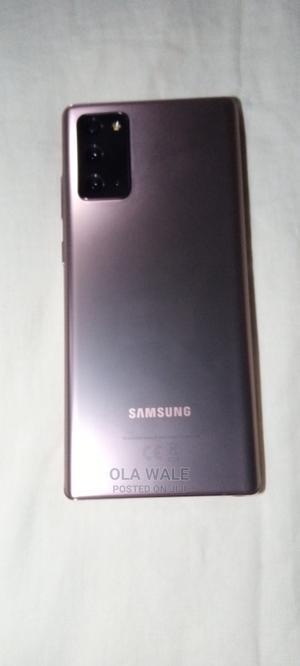 Samsung Galaxy Note 20 5G 256 GB Gold | Mobile Phones for sale in Lagos State, Ikorodu