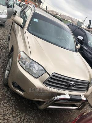 Toyota Highlander 2010 Limited Gold | Cars for sale in Lagos State, Ikeja