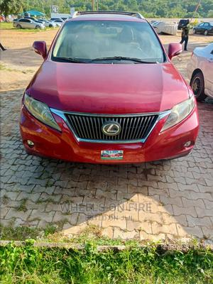 Lexus RX 2010 Red | Cars for sale in Abuja (FCT) State, Gwarinpa
