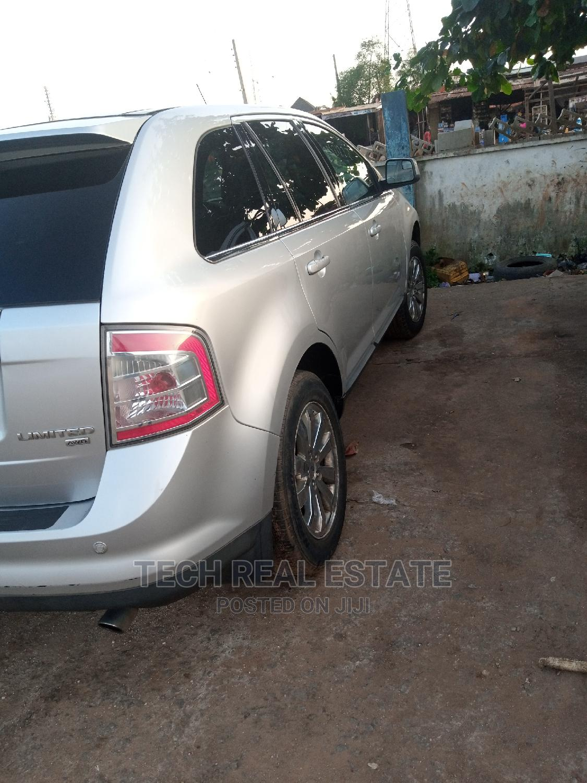 Ford Edge 2010 Silver | Cars for sale in Ikorodu, Lagos State, Nigeria