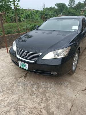 Lexus ES 2007 350 Black   Cars for sale in Lagos State, Ikorodu