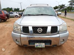 Nissan Armada 2004 4x4 LE Silver | Cars for sale in Abuja (FCT) State, Gudu