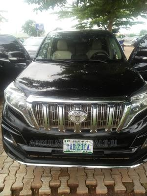 Toyota Land Cruiser Prado 2011 Black | Cars for sale in Abuja (FCT) State, Gudu