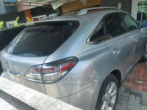 Lexus RX 2012 350 AWD Silver | Cars for sale in Lagos State, Ajah