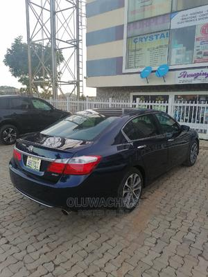 Honda Accord 2014 Blue | Cars for sale in Abuja (FCT) State, Apo District