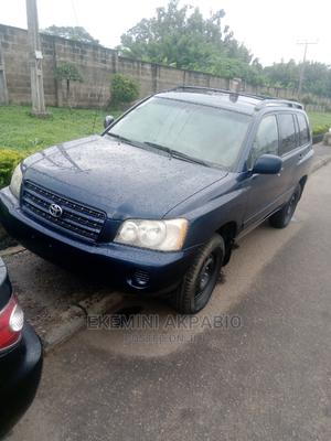 Toyota Highlander 2006 V6 Blue | Cars for sale in Oyo State, Ibadan